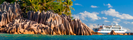 The Seychelles By Small Ship