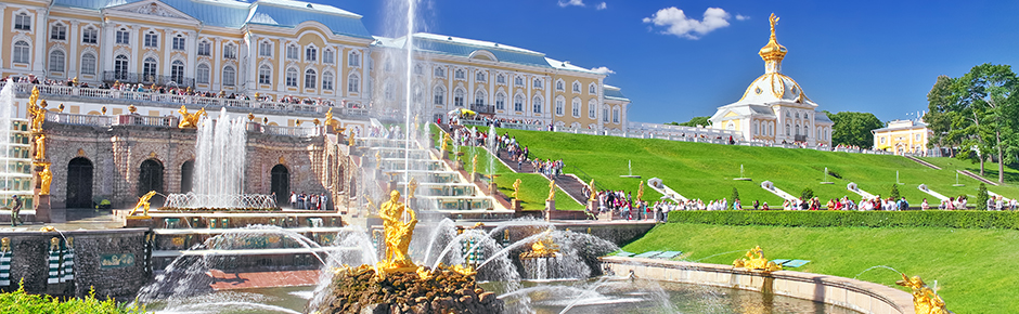 Discover Moscow St Petersburg