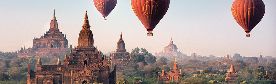 A Private Tour of Myanmar