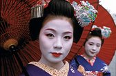 Kyoto is the Geisha capital of Japan
