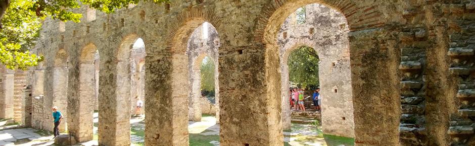 Ancient Crossroads: Albania, Greece plus Macedonia