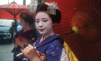 Welcome To The Inscrutable World Of Japan S Geisha