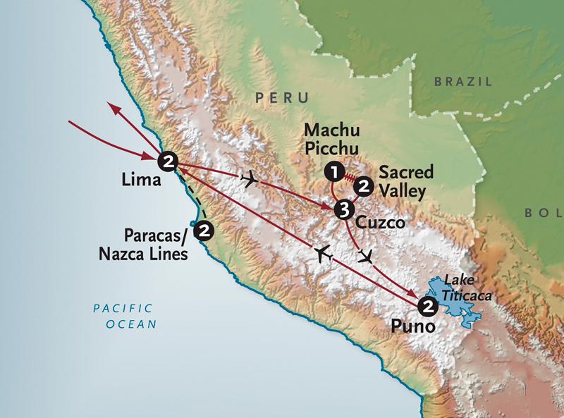 Phenomenal Peru Tours Peru Travel Grandeur Of Peru Download Free Architecture Designs Scobabritishbridgeorg