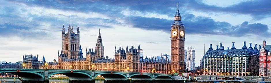 Classic London Plus Paris by Rail