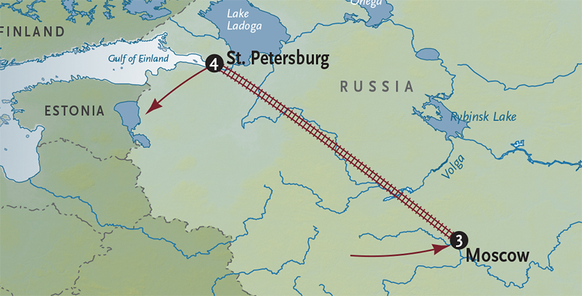 Moscow Tours St Petersburg Tours Alexander Roberts