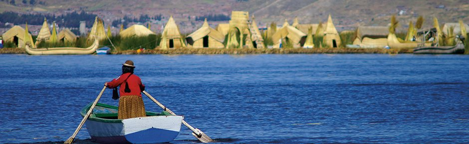 Lake Titicaca and the Salt Flats