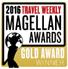 2016 Travel Weekly Magellan Awards