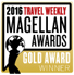 2016 Travel Weekly Magellan Awards