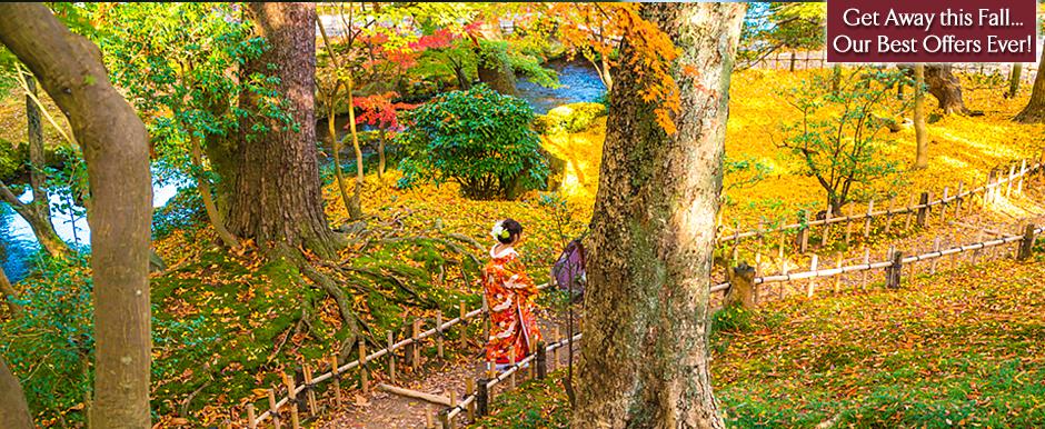 Japan Tours | Japan Inland Sea | Japan Alps