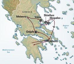 Athens Greece Tours of Romantic Greece | Alexander + Roberts