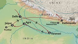 India Group Tours Nepal Tours Grandeur Of India Nepal