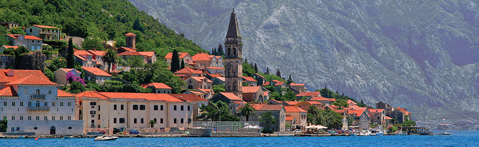 Journey to Croatia plus Montenegro